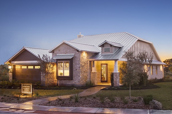 lock and leave garden homes in georgetown texas by sitterle homes