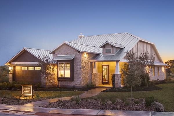 Lock And Leave Garden Homes In Georgetown Texasbuilder Boost