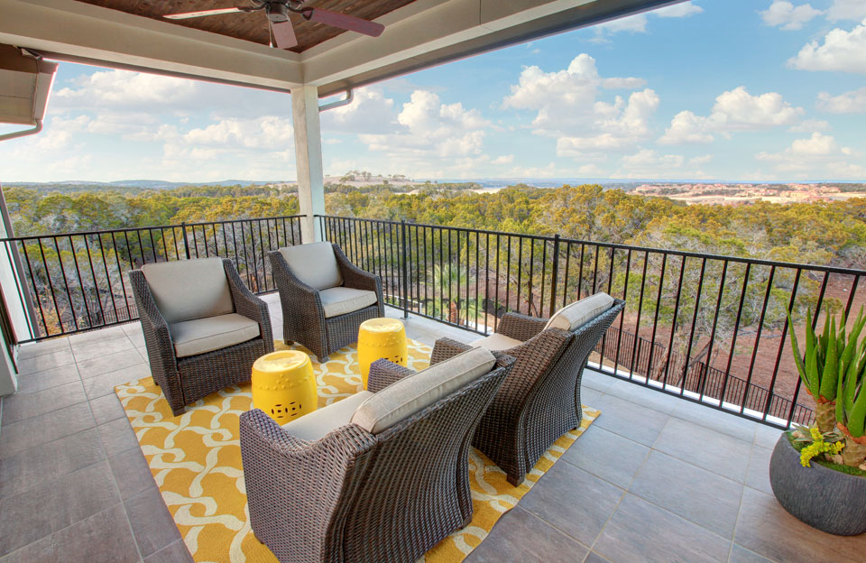 Model Home Monday The Splendor Of Outdoor Living With
